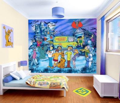 Decoraci n infantil con murales divertidos decoraci n de for Decoracion de murallas interiores