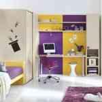 Dormitorios infantiles con modulares 5