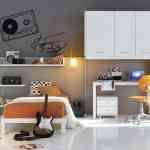 Dormitorios infantiles con modulares 3