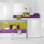 dormitorios infantiles con modulares