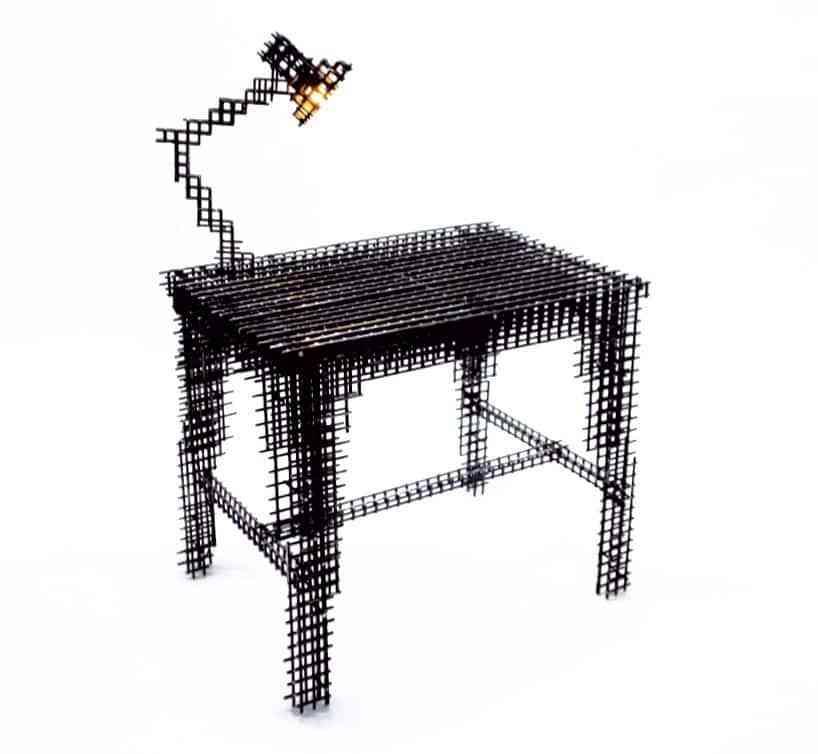 Originales muebles de Bomi Park 4