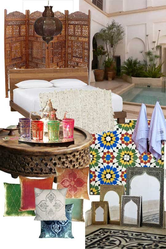 Decorar con estilo marroquí 1