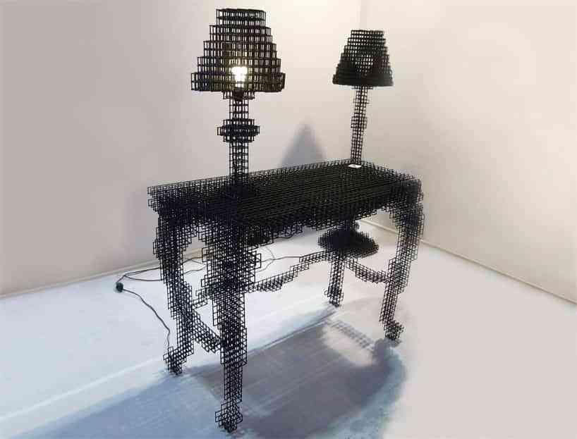 Originales muebles de Bomi Park 1