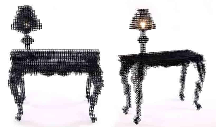 Originales muebles de Bomi Park 3