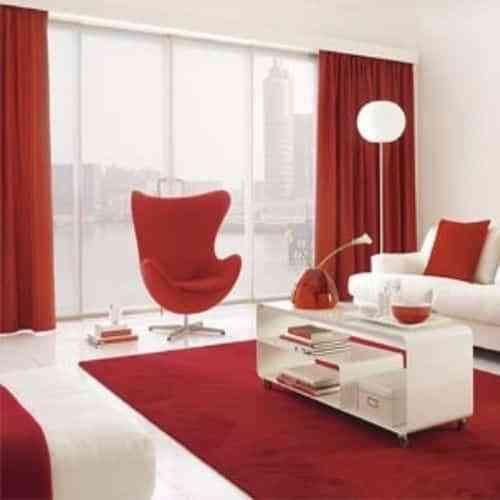 C mo escoger la cortina perfecta decoraci n de interiores opendeco - Como elegir cortinas ...