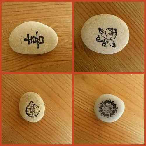 Piedras para decorar tu hogar