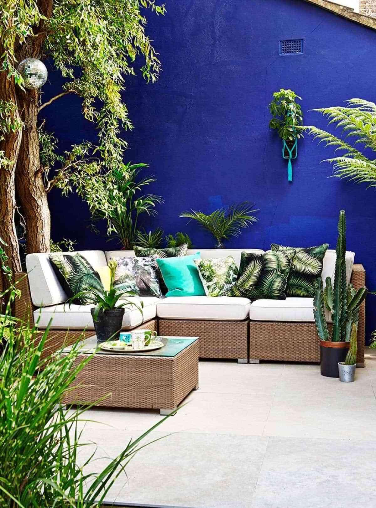 decorar en verano la terraza
