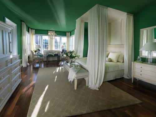decorar-casa-verde