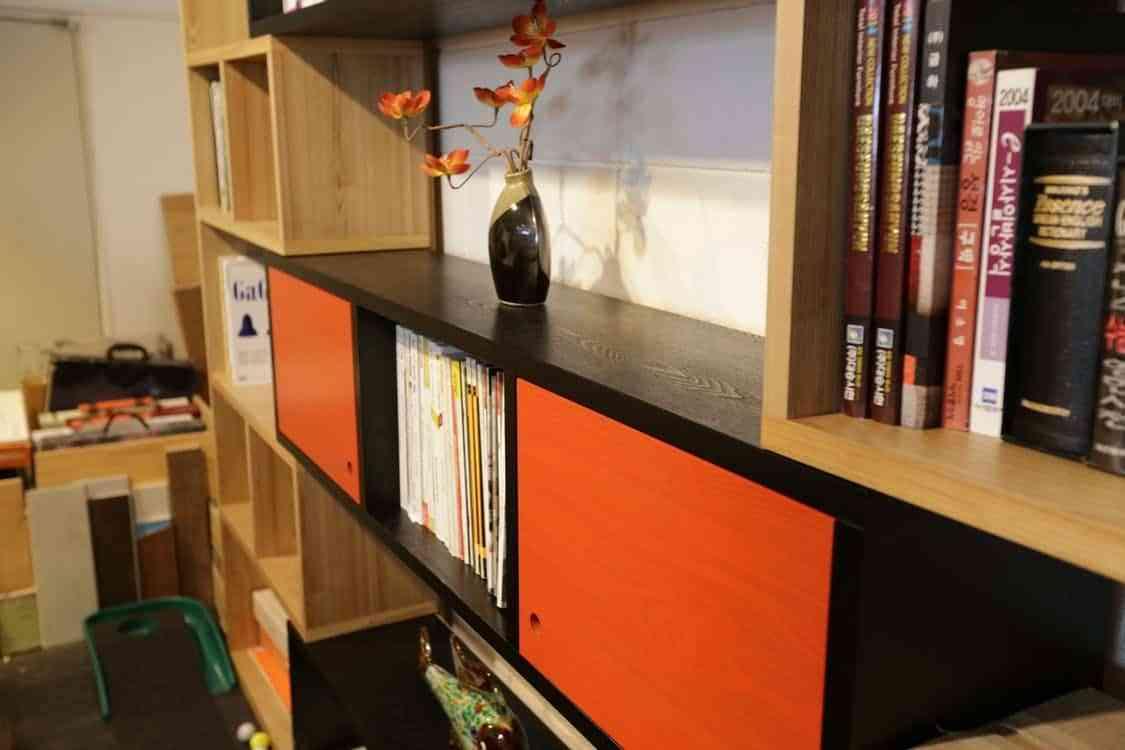 Ideas para decorar con libros 2