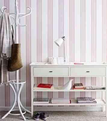 Agrandar habitaciones con rayas decoraci n de interiores for Colore esterno casa al mare
