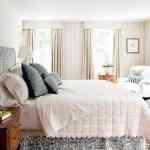 Decorar dormitorios en gris y rosa 2