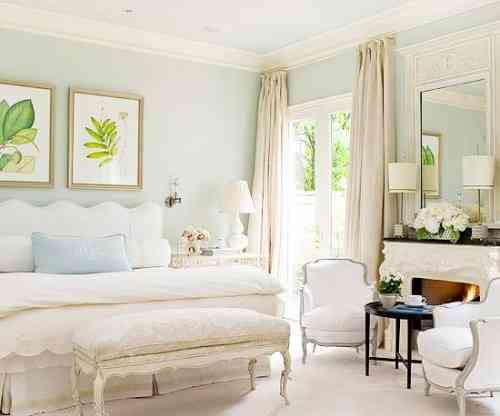 Decorar dormitorios en gris y rosa decoraci n de for Revistas decoracion dormitorios