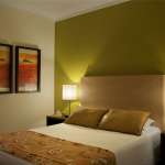 Decorar dormitorios en verde 2