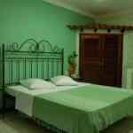 Decorar dormitorios en verde 4