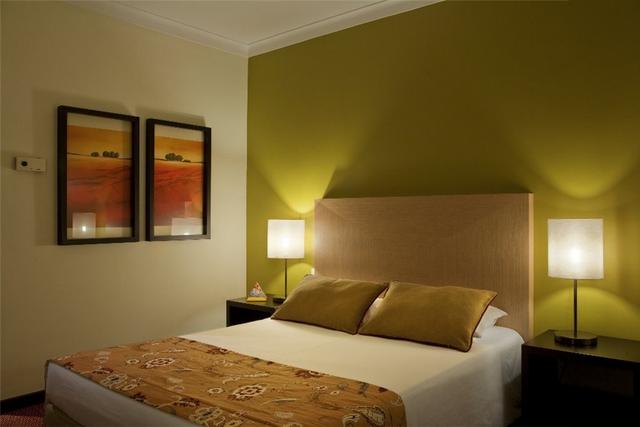 Decorar dormitorios en verde decoraci n de interiores - Decoracion de paredes para dormitorios ...