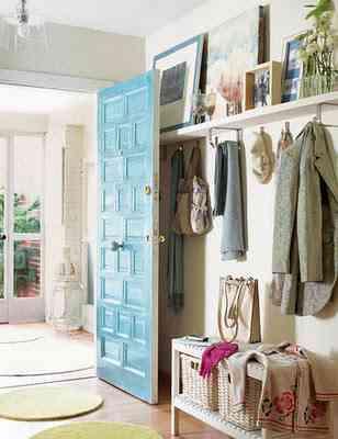 Ideas Para Decorar Recibidores Decoracion De Interiores Opendeco - Ideas-para-decorar-recibidor