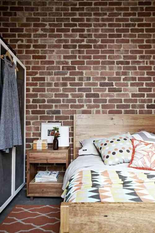 Una pared de ladrillo, una idea diferente 4
