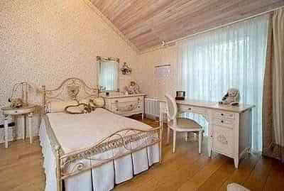 dormitorios infantiles vintage