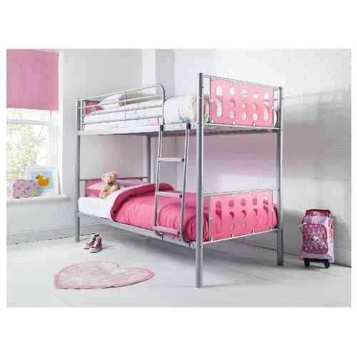 Dormitorios con literas decoraci n de interiores opendeco for Habitaciones para ninas con literas