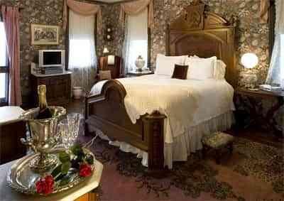 dormitorios victorianos