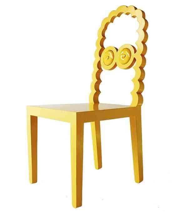 Si te gustan los Simpson, estas son tus sillas 2