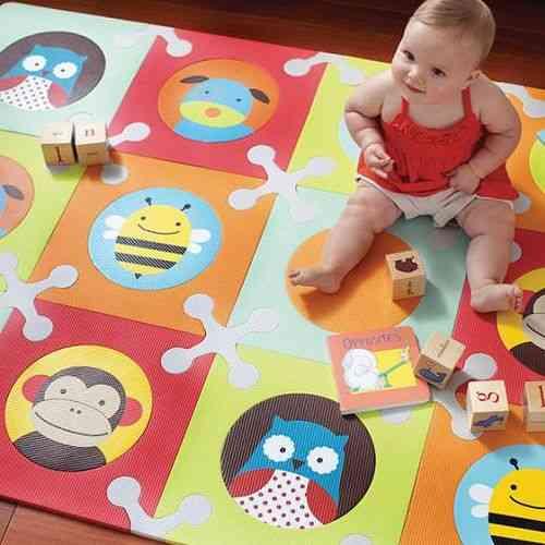 Alfombras puzzles para tu cuarto infantil blog totpint - Alfombras divertidas ...