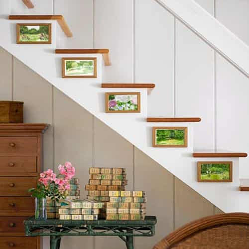 Ideas para decorar una escalera decoraci n de interiores - Ideas para escaleras de interior ...
