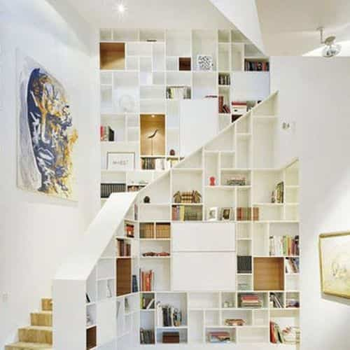 Ideas para decorar una escalera decoraci n de interiores - Decorar escaleras interiores ...