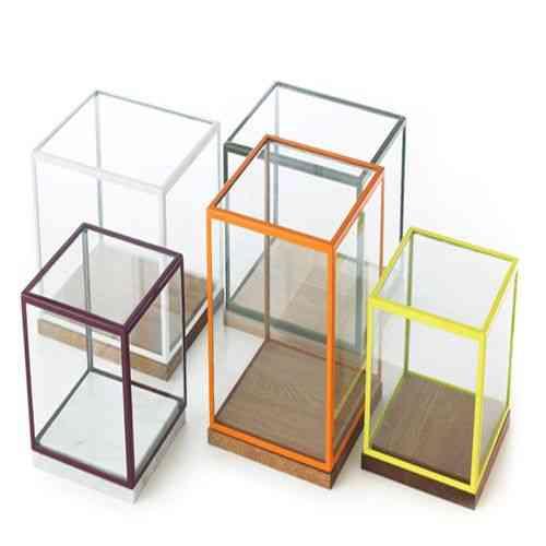 Vitrinas kub simples y divertidas blog totpint portal - Vitrinas de cristal para colecciones ...