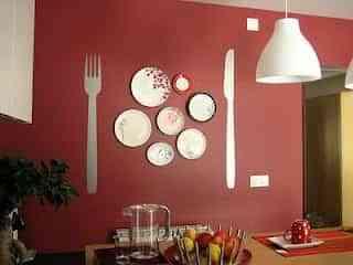 decoracin pared cocina