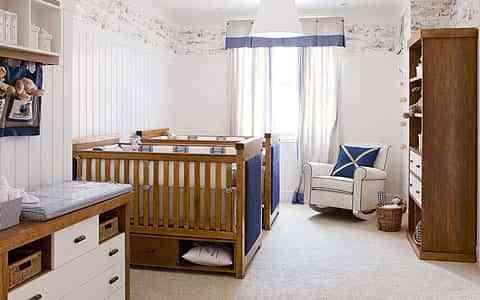 dormitorios para gemelos