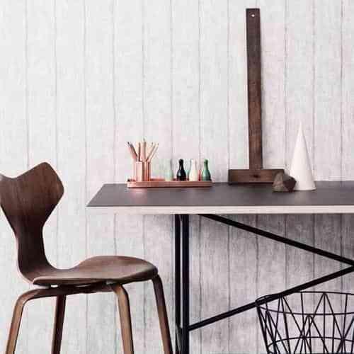 Diseños de Ferm Living para empapelar las paredes