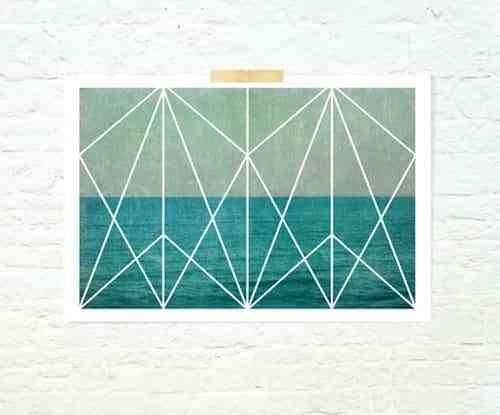 cuadro-geometrico-azul-jane-rovers