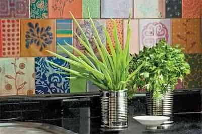 decoracion con azulejos
