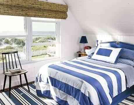 decoracion de dormitorios de playa