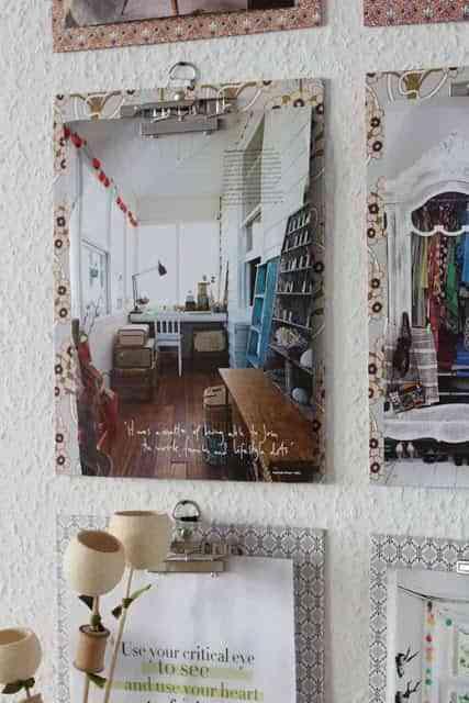 Carpetas en la pared para decorar tu oficina 2