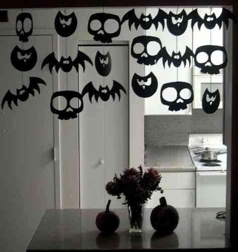 DIY sencillo y barato para Halloween 1
