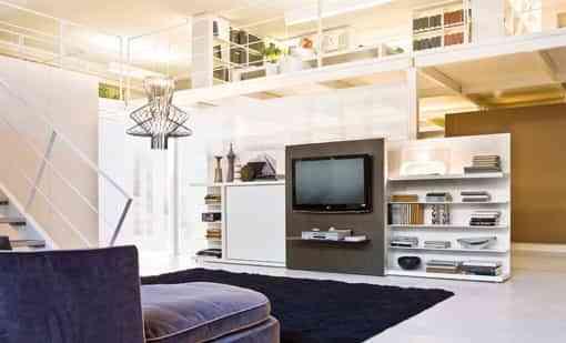 Diseños de camas convertibles para ahorrar espacio