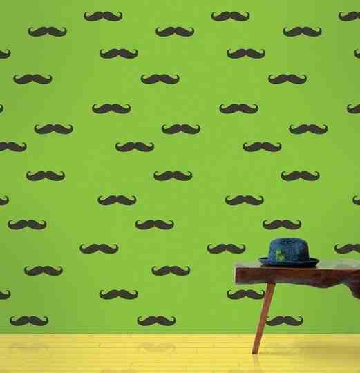 Los bigotes, una tendencia con estilo en decoración 1
