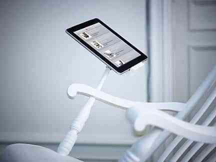 Una mecedora adaptada a las nuevas tecnologías 3