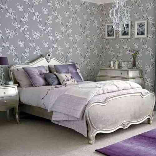 dormitorio estilo clasico neoyorkino