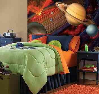 decoracion de un dormitiro juvenil