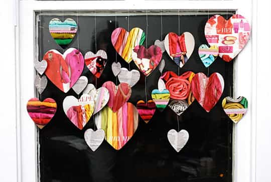 Decorar En San Valentín Diy