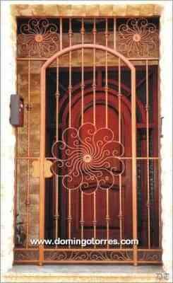 Cerrajer a art stica para la decoraci n de tu casa - Forja domingo torres ...