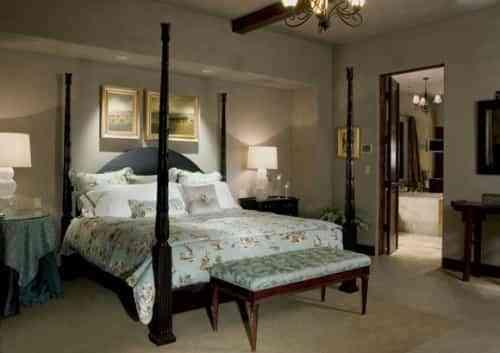 decoracion con cuadros en el dormitorio (1)