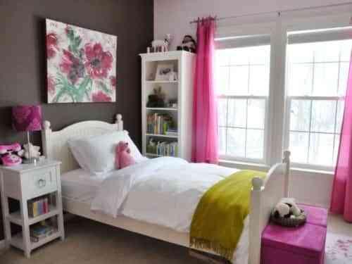 decoracion con cuadros en el dormitorio (2)