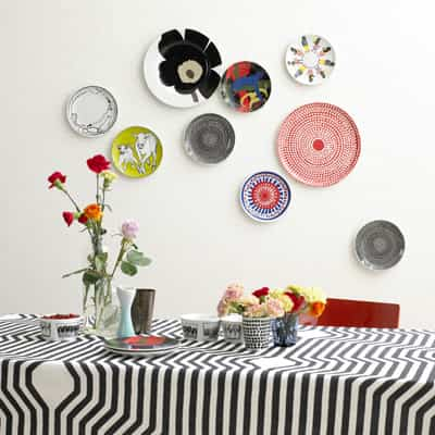 decorar con platos (1)