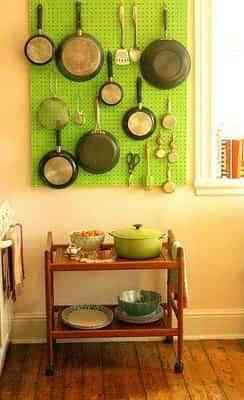 decorar parede cocina
