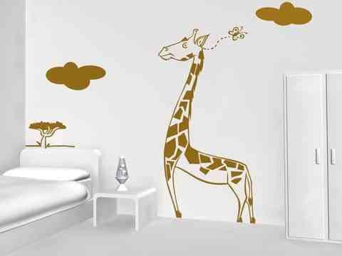 vinilos para decorar habitaciones infantiles