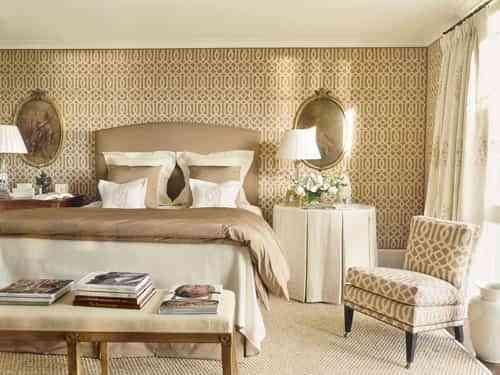 decorar dormitorio de lujo